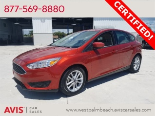 Ford West Palm Beach >> Used Ford Focus For Sale In West Palm Beach Fl Truecar