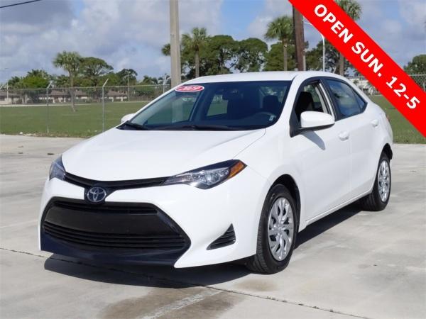 2019 Toyota Corolla in West Palm Beach, FL