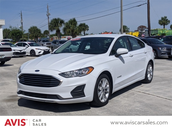 2019 Ford Fusion in West Palm Beach, FL