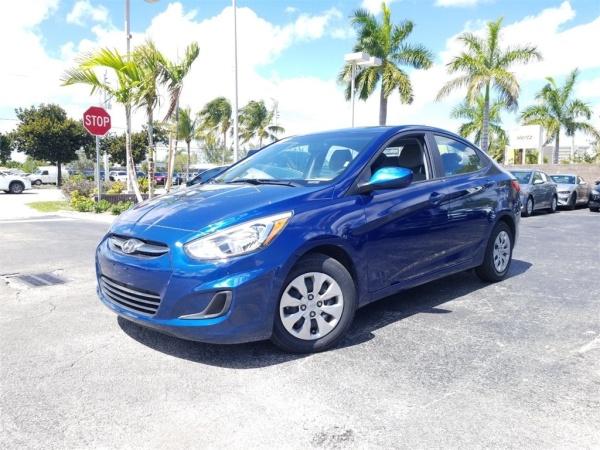 2017 Hyundai Accent in West Palm Beach, FL