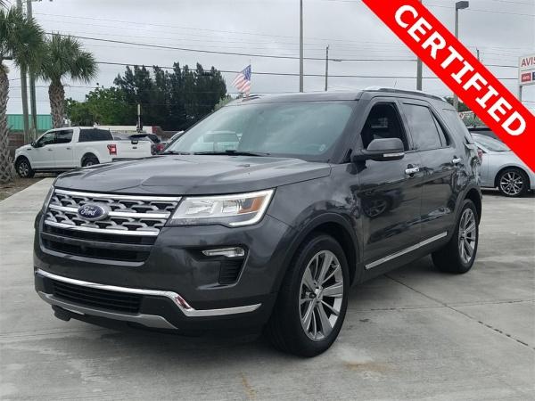 2019 Ford Explorer in West Palm Beach, FL