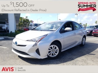 2017 Toyota Prius Two For In West Palm Beach Fl