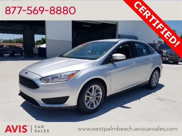 Ford West Palm Beach >> 2018 Ford Focus Se Sedan For Sale In West Palm Beach Fl Truecar