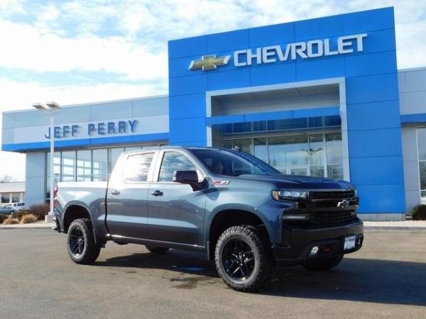 2020 Chevrolet Silverado 1500 in Rochelle, IL