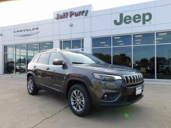 2020 Jeep Cherokee in Rochelle, IL