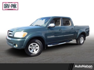 Used 2005 Toyota Tundra SR5 Double Cab V8 RWD Automatic For Sale In  Bradenton, FL