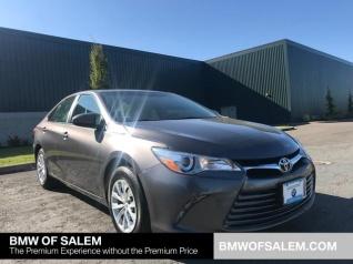 Toyota Salem Oregon >> Used Toyota Camrys For Sale In Salem Or Truecar