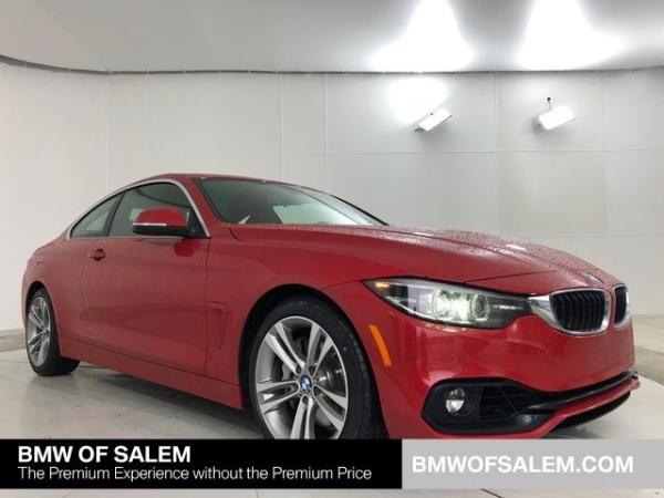 2018 BMW 4 Series in Salem, OR