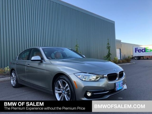 2018 BMW 3 Series in Salem, OR