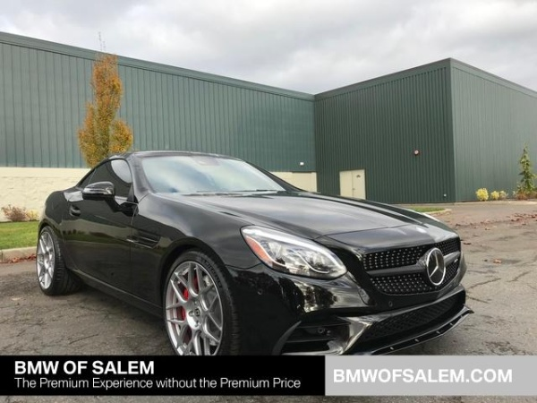 2017 Mercedes-Benz SLC AMG SLC 43