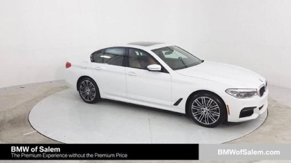 2020 BMW 5 Series in Salem, OR