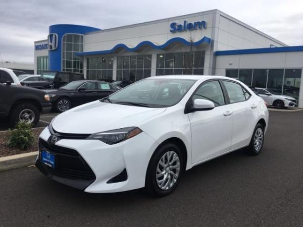 2018 Toyota Corolla in Salem, OR