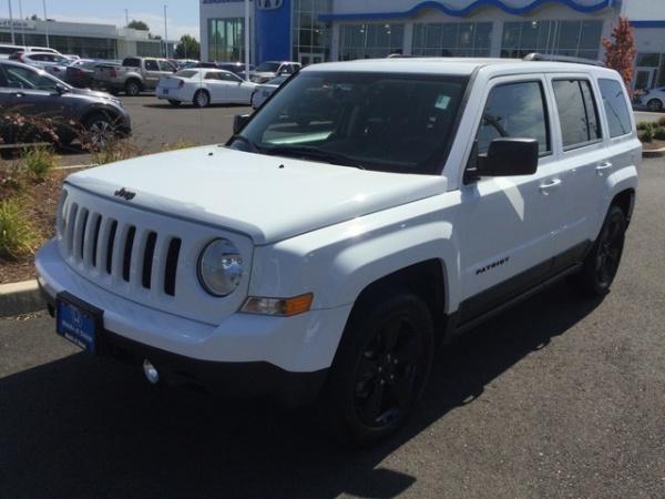 2015 Jeep Patriot Altitude