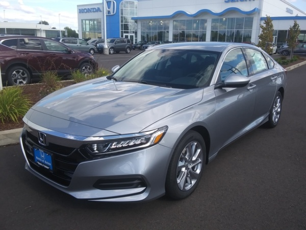 2019 Honda Accord in Salem, OR