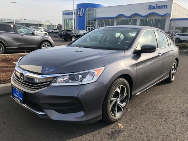 2016 Honda Accord in Salem, OR