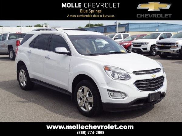 2016 Chevrolet Equinox in Blue Springs, MO