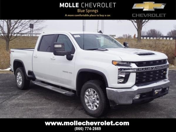 2020 Chevrolet Silverado 3500HD in Blue Springs, MO