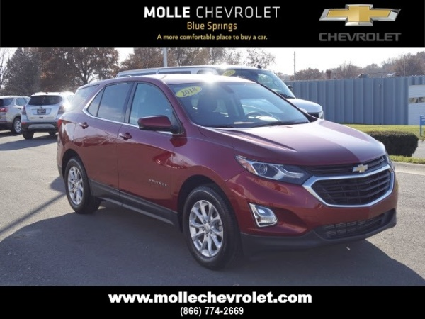2018 Chevrolet Equinox in Blue Springs, MO