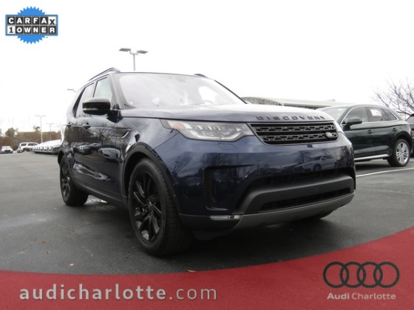 2018 Land Rover Discovery in Matthews, NC