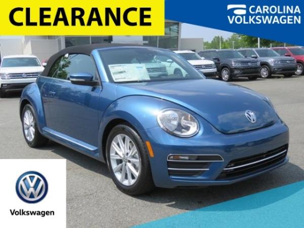 2019 Volkswagen Beetle in Charlotte, NC