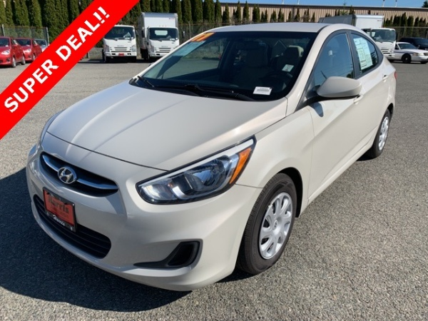2017 Hyundai Accent in Everett, WA