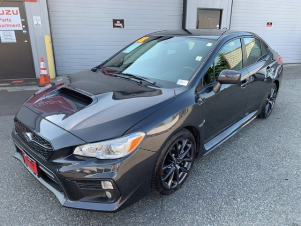 2018 Subaru WRX in Everett, WA