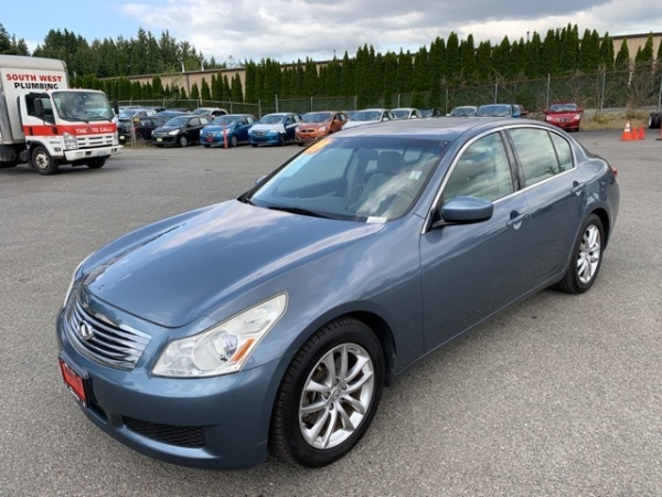 2009 Infiniti G Reviews, Ratings, Prices - Consumer Reports