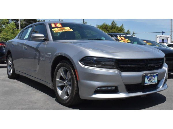 2016 Dodge Charger in Atwater, CA