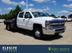 """2017 Chevrolet Silverado 3500HD Chassis Cab WT Crew Cab 171.5"""" WB 59.06"""" CA 4WD for Sale in Fort Worth, TX"""