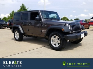 Used Jeep Wrangler Sport >> Used Jeep Wranglers For Sale Truecar