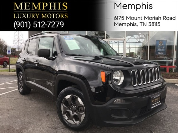 2017 Jeep Renegade in Memphis, TN