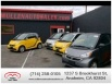 2016 smart fortwo Passion Coupe Electric Drive for Sale in Anaheim, CA