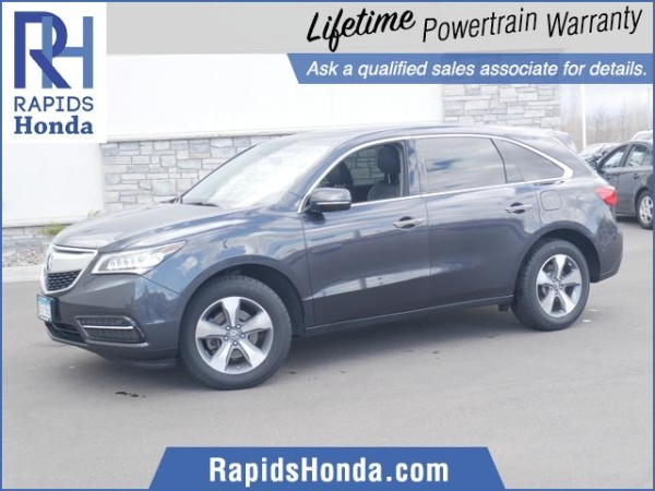 2016 Acura MDX in Coon Rapids, MN
