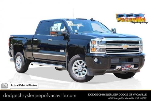 2016 Chevrolet Silverado 3500HD in Vacaville, CA