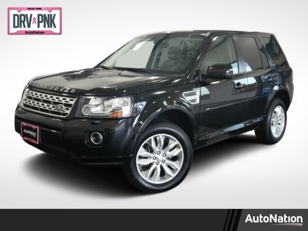 2014 Land Rover LR2 in Libertyville, IL