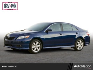 2007 Toyota Camry Le I4 Automatic For In Libertyville Il
