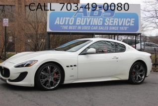2017 Maserati Granturismo Mc Centennial Edition Coupe For In Fairfax Va
