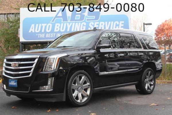 2016 Cadillac Escalade in Fairfax, VA