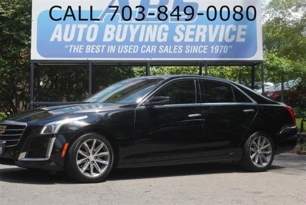 2016 Cadillac CTS in Fairfax, VA