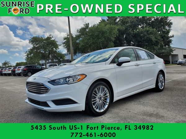 2017 Ford Fusion in Fort Pierce, FL