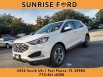 2020 Ford Edge SEL FWD for Sale in Fort Pierce, FL