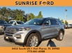 2020 Ford Explorer Limited 4WD for Sale in Fort Pierce, FL