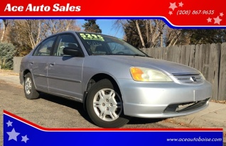 2003 Honda Civic Lx Sedan Manual For In Boise Id