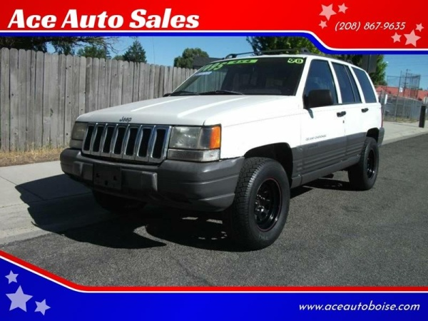 1998 Jeep Grand Cherokee in Boise, ID
