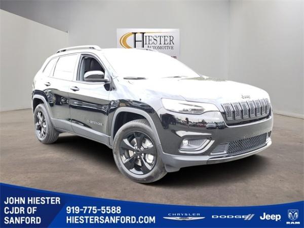 2020 Jeep Cherokee in Sanford, NC