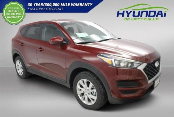 2020 Hyundai Tucson in Wentzville, MO