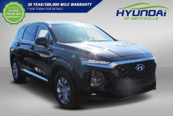 2020 Hyundai Santa Fe in Wentzville, MO