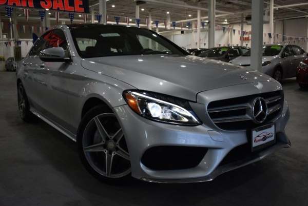 2016 Mercedes-Benz C-Class in Temple Hills, MD
