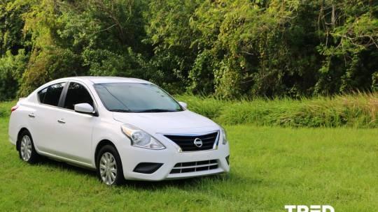 2016 Nissan Versa 1 6 Sv Cvt For Sale In Tampa Fl Truecar