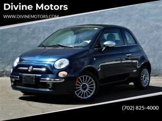 Fiat Las Vegas >> Used Fiat 500 Convertibles For Sale In Las Vegas Nv Truecar